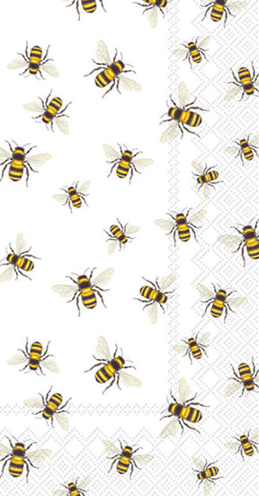 Save the Bees! Guest Towel by Boston International