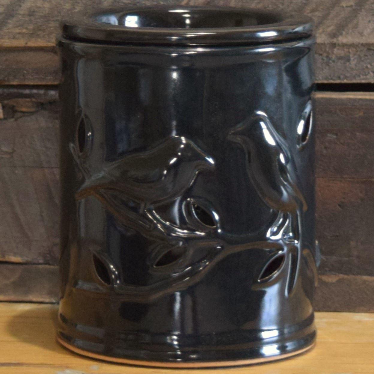 Black Bird Electric Wax Warmer by 1803 Candles