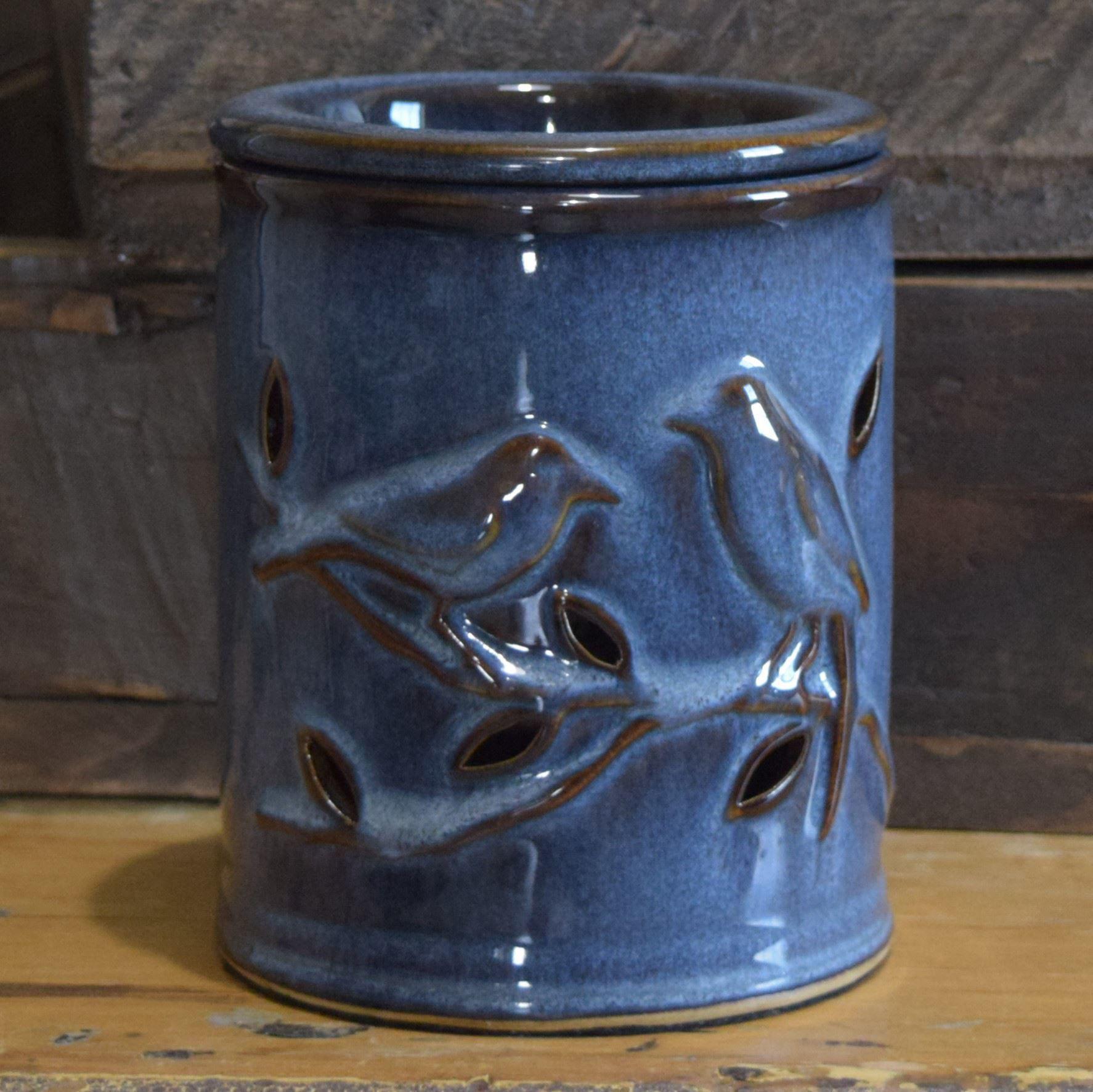 Blue Bird Electric Wax Warmer by 1803 Candles