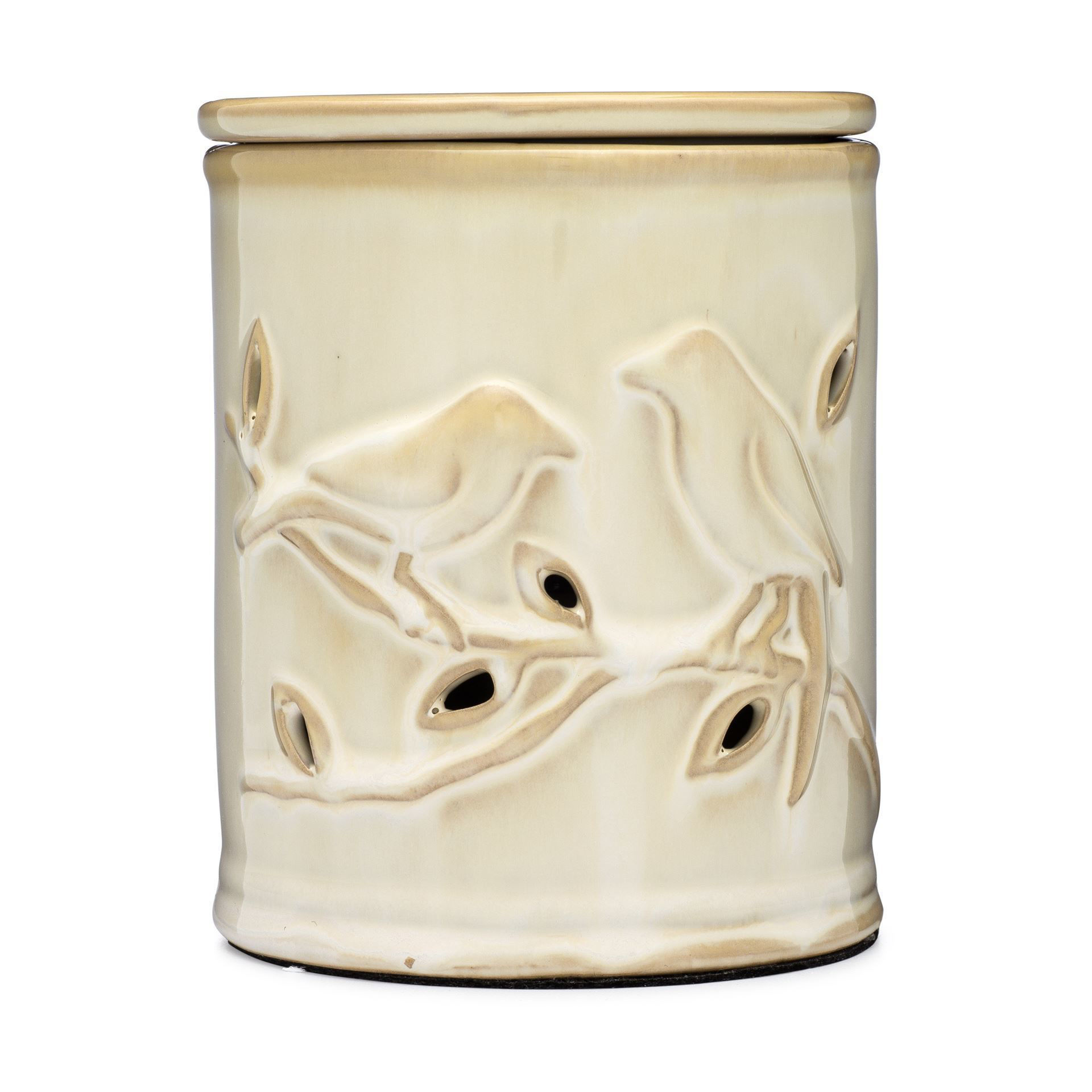 Old White Bird Electric Wax Warmer by 1803 Candles