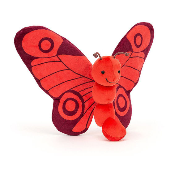 Breezy Butterfly Poppy by Jellycat