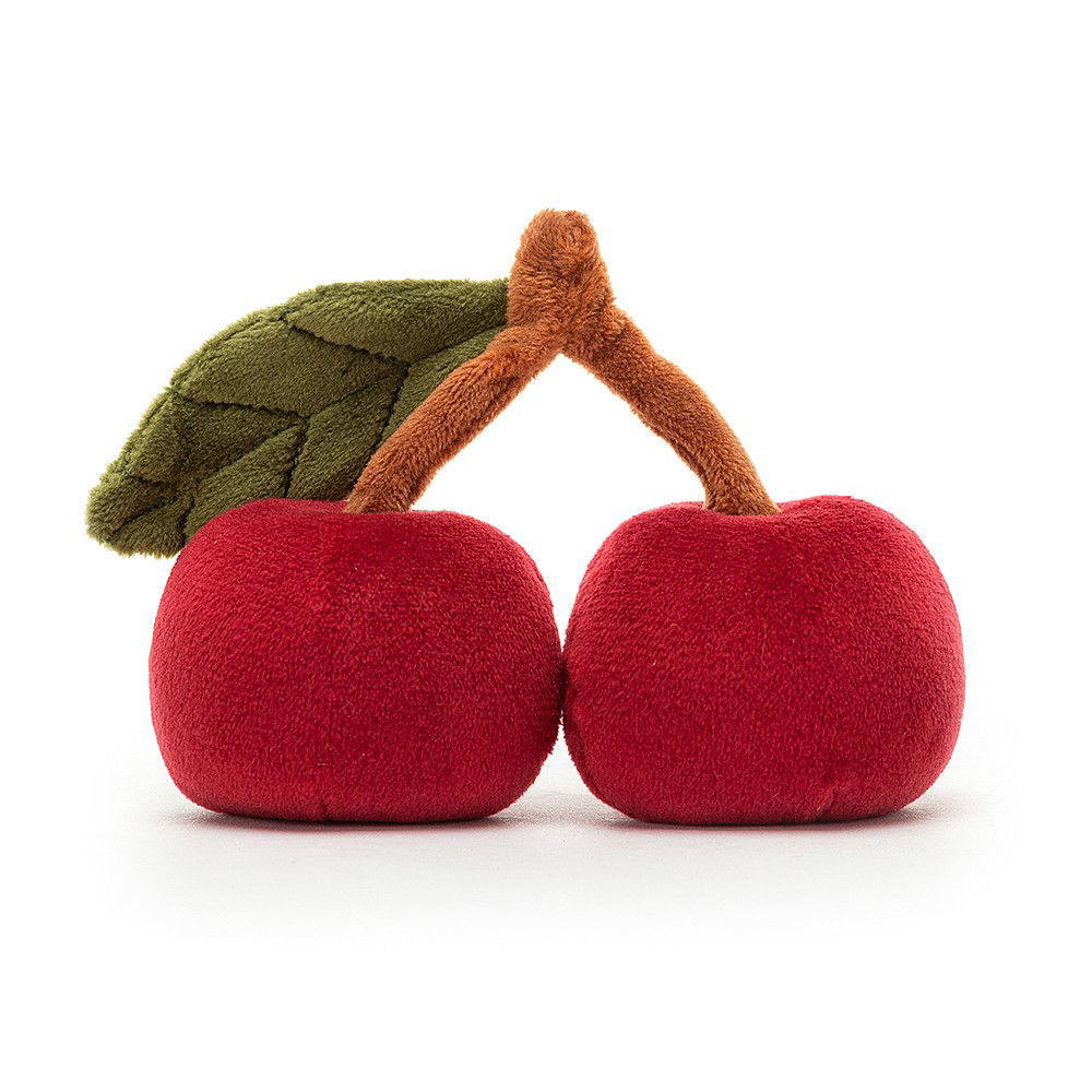 Fabulous Fruit Cherry by Jellycat