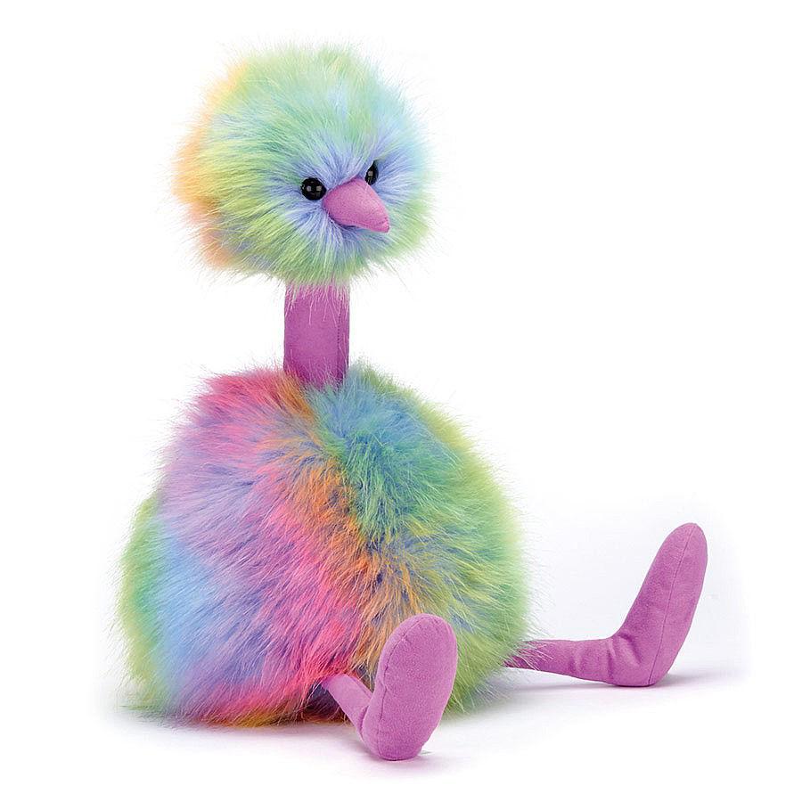 Rainbow Pompom (Assorted) by Jellycat