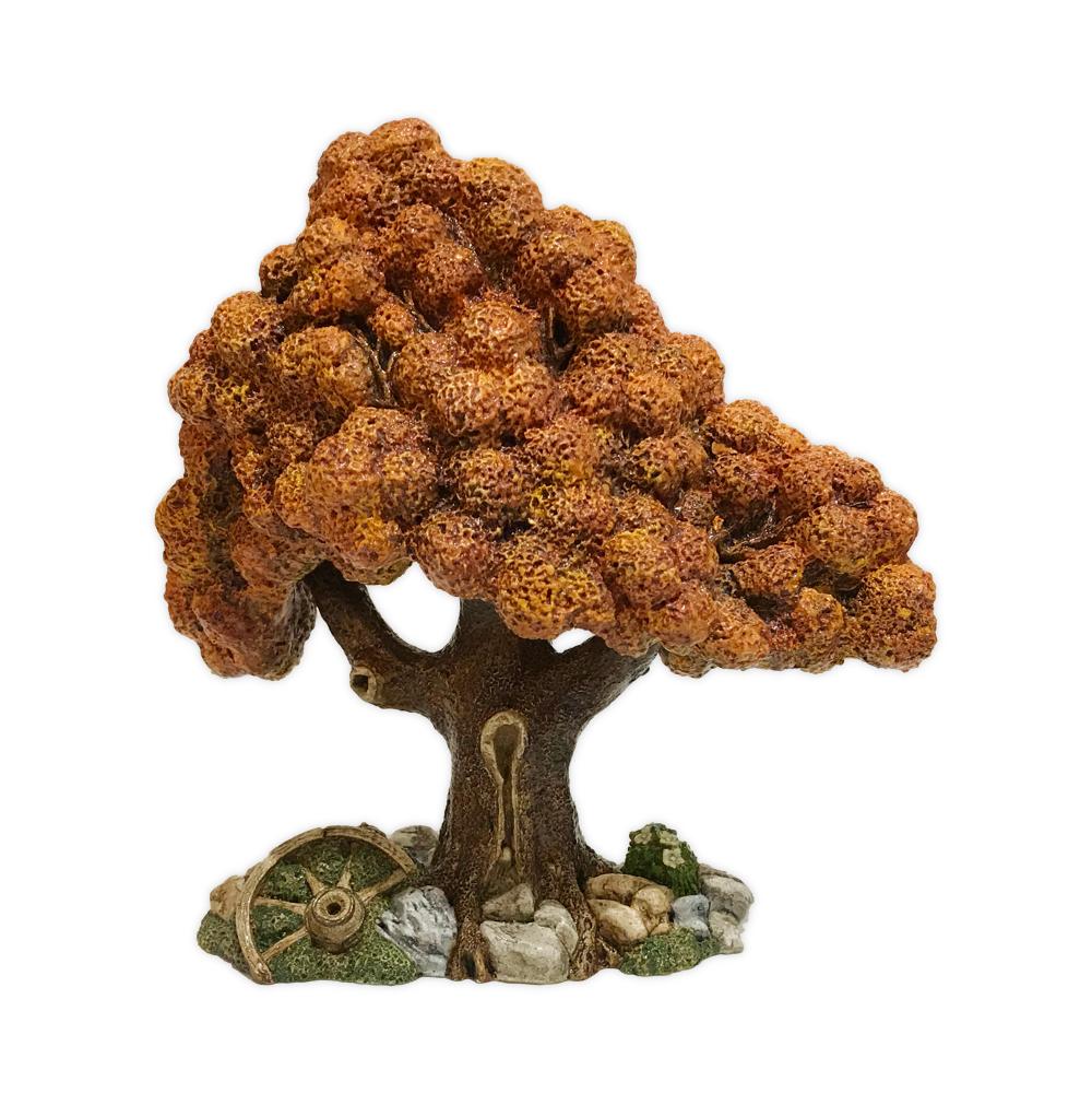 Old Oak Fall Tree Displayer by Habitat Hideaway
