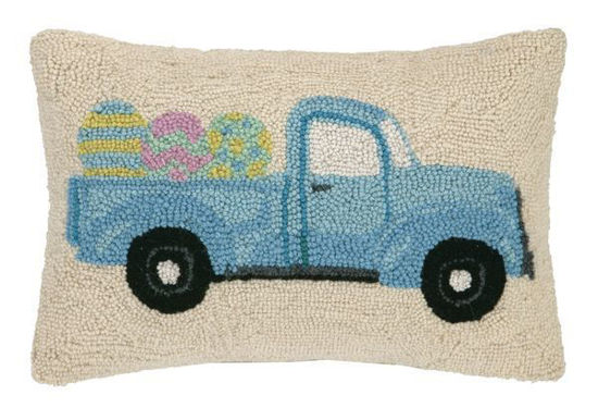 Truck with Easter Eggs by Peking Handicraft