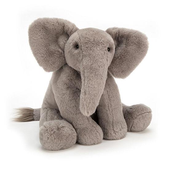 Emile Elephant by Jellycat