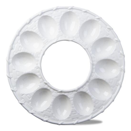 Lattice Egg Dish by Tag