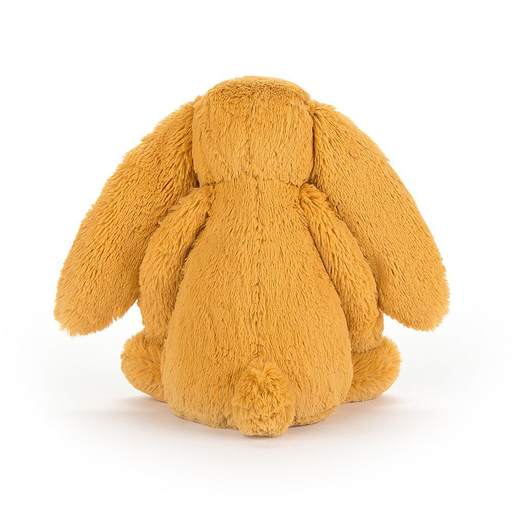 Bashful Saffron Bunny by Jellycat