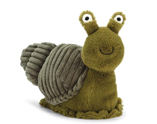 Steve Snail by Jellycat