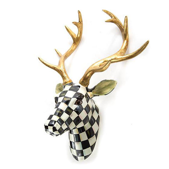Courtly Check Small Deer by MacKenzie-Childs