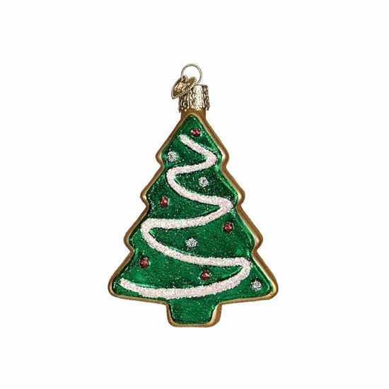 Tree Sugar Cookie by Old World Christmas