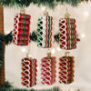 Ribbon Candy Ornament (Assorted) by Old World Christmas