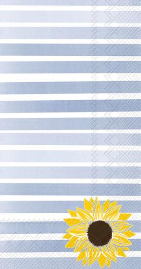Pattern Play Sunflower Guest Towel by Boston International