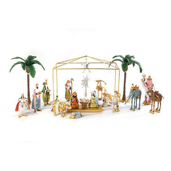 Nativity Palm Tree Mini Figure by Patience Brewster