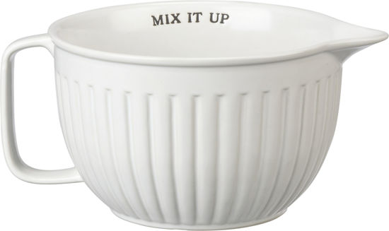 Mixing Bowl by Primitives by Kathy