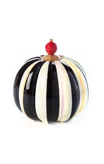 Finial Check Pumpkin - Mini by MacKenzie-Childs