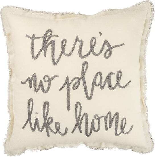 There's No Place Like Home Pillow by Primitives by Kathy