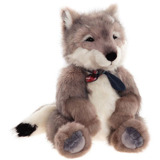 Timberwolf Canadian Wolf by Charlie Bears™