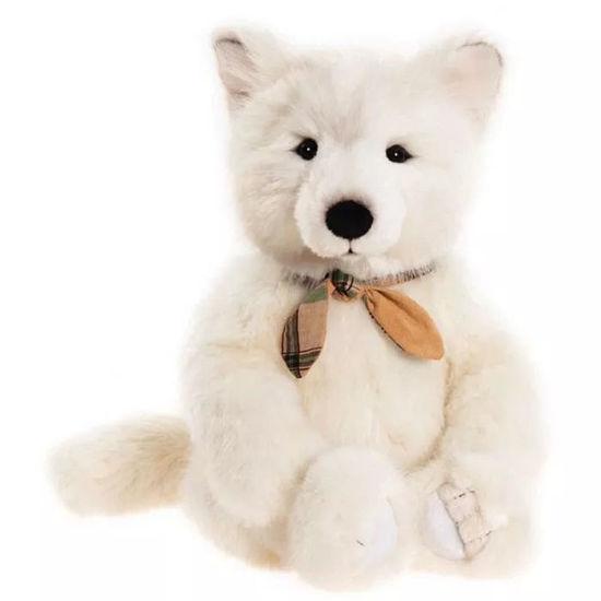 Tundra Arctic Fox by Charlie Bears™