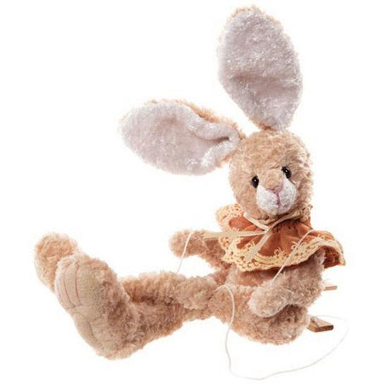 Adelphi Rabbit Puppet by Charlie Bears™