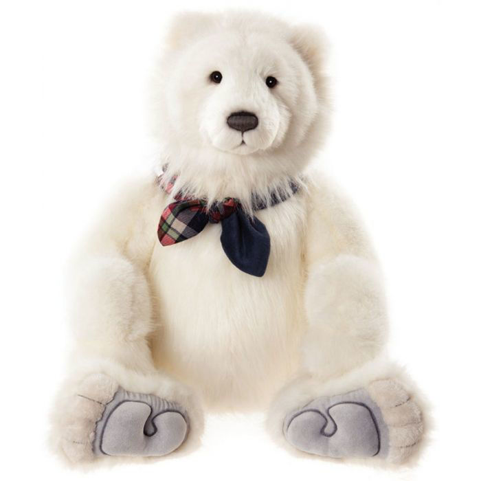 Auberon Polar Bear by Charlie Bears™