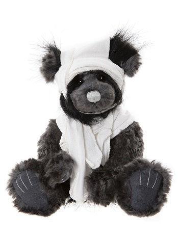 Bandage Mummy Bear by Charlie Bears™