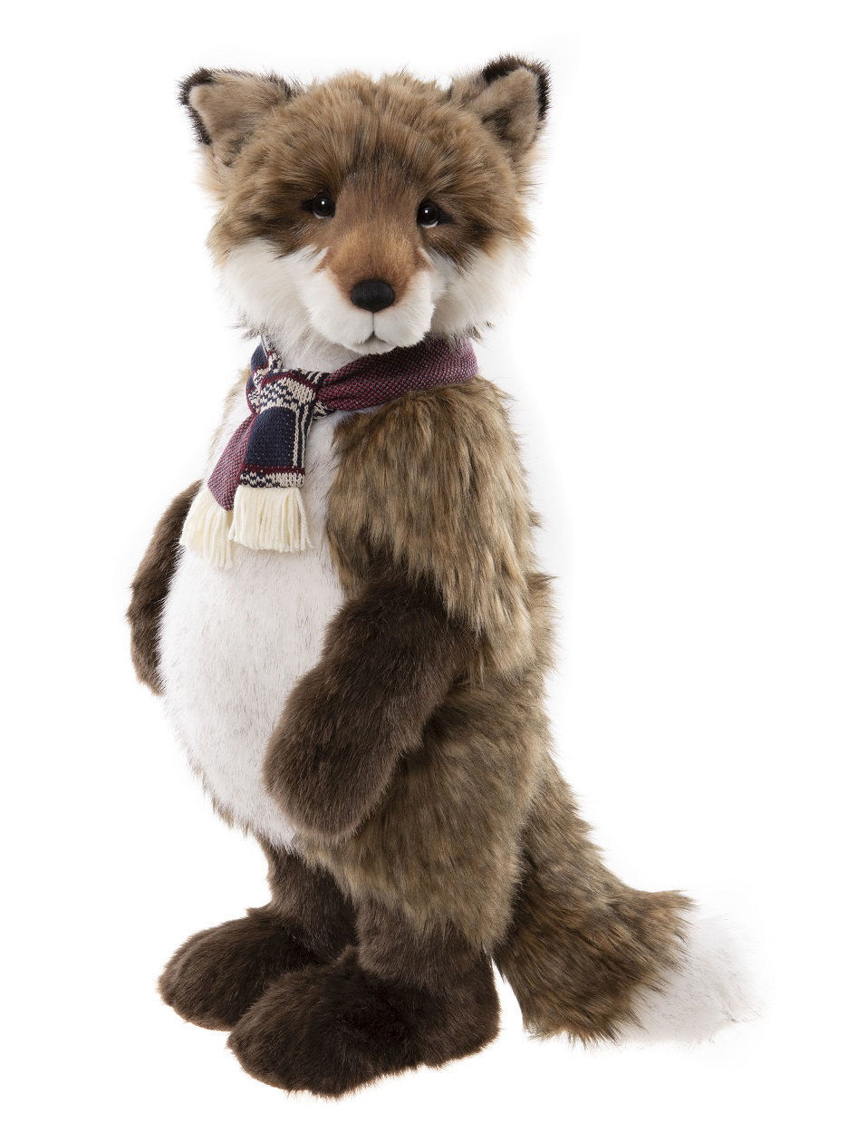 Folly Fox by Charlie Bears™