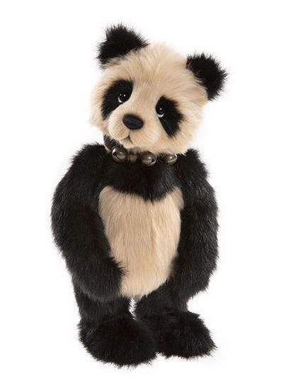 Lotus Panda by Charlie Bears™