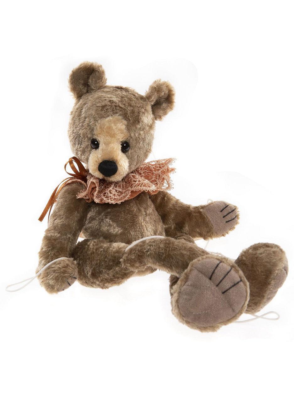 Palladium Bear Puppet by Charlie Bears™