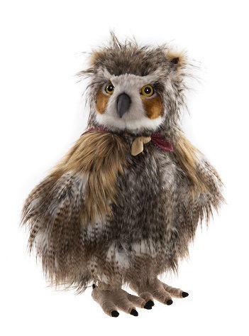 Screech Owl by Charlie Bears™