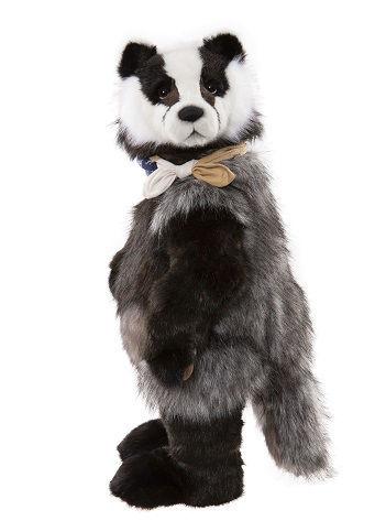 Wildwood Badger by Charlie Bears™