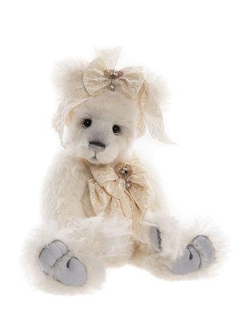 2021 Charlie Mohair Year Bear by Charlie Bears™