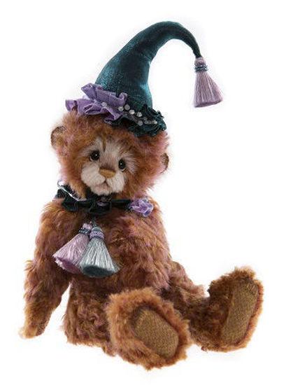 Quinn Clown Bear by Charlie Bears™