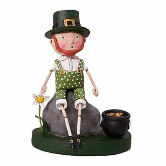 Leprechaun Boy by Lori Mitchell