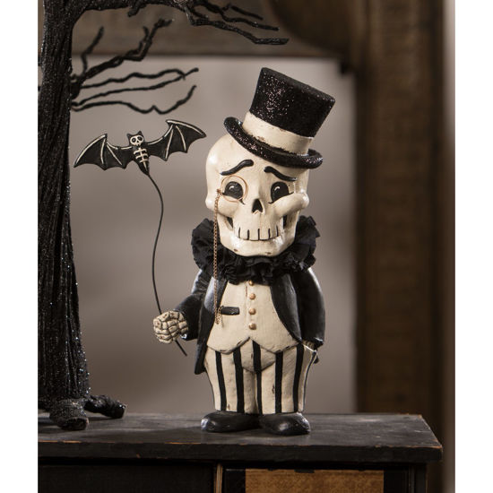 Dapper Desmond Skelly by Bethany Lowe Designs