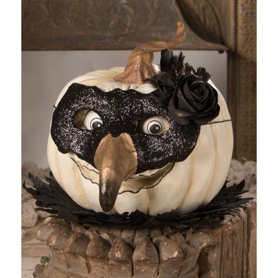 Jester Jack-O Halloween by Bethany Lowe Designs