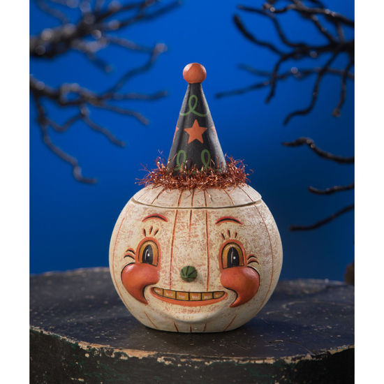 Jackie White-O-Ween by Bethany Lowe Designs