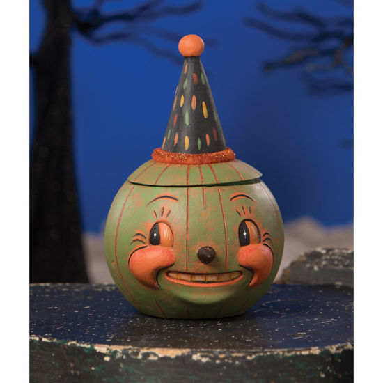 Jackie Green-O-Ween by Bethany Lowe Designs