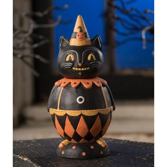 Jester Jack Spooks Jar by Bethany Lowe Designs