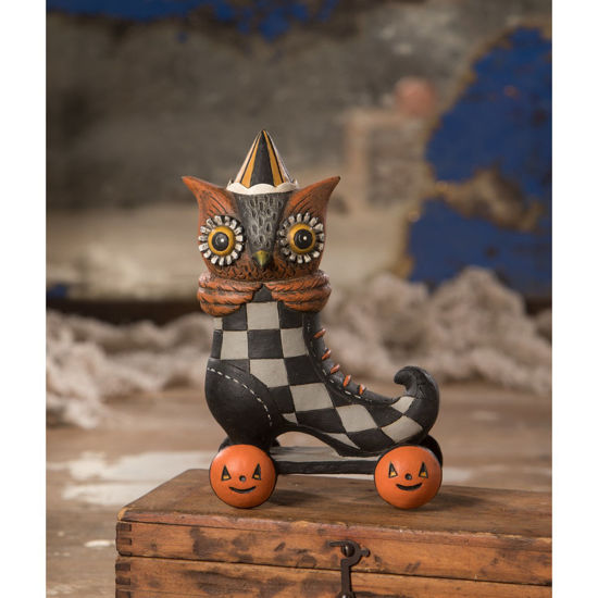 Roller Spook Hoot by Bethany Lowe Designs