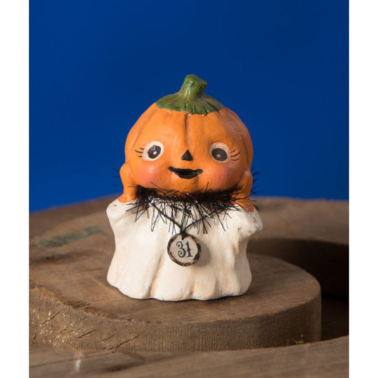 Oct 31st Pumpkinhead by Bethany Lowe Designs