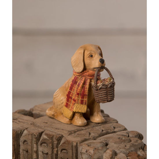 Fall Pup by Bethany Lowe Designs