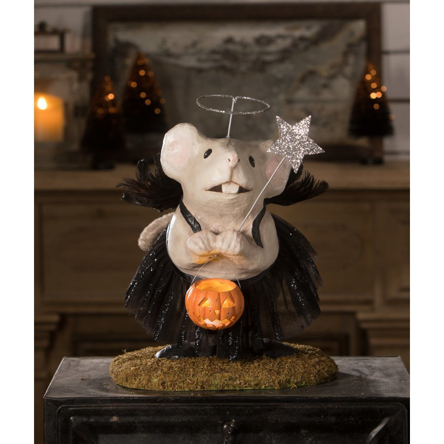 Halloween Pixie Mouse Large by Bethany Lowe Designs