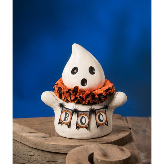 Boo Ghostie Large by Bethany Lowe Designs