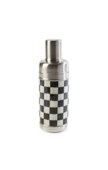 Courtly Check Cocktail Shaker by MacKenzie-Childs