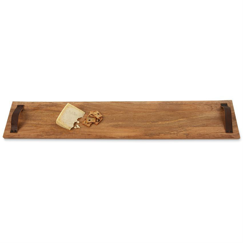 LONG OVER SIZED WOOD BOARD BY MUDPIE