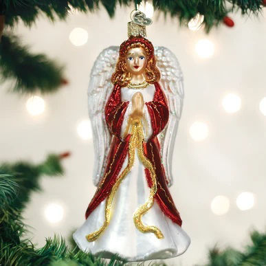 Divinity Ornament by Old World Christmas