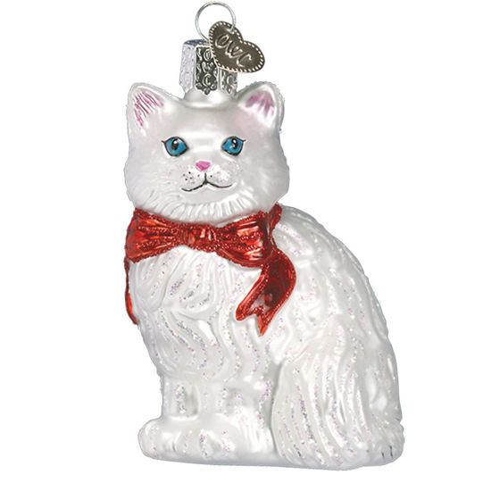 Princess Kitty Ornament by Old World Christmas
