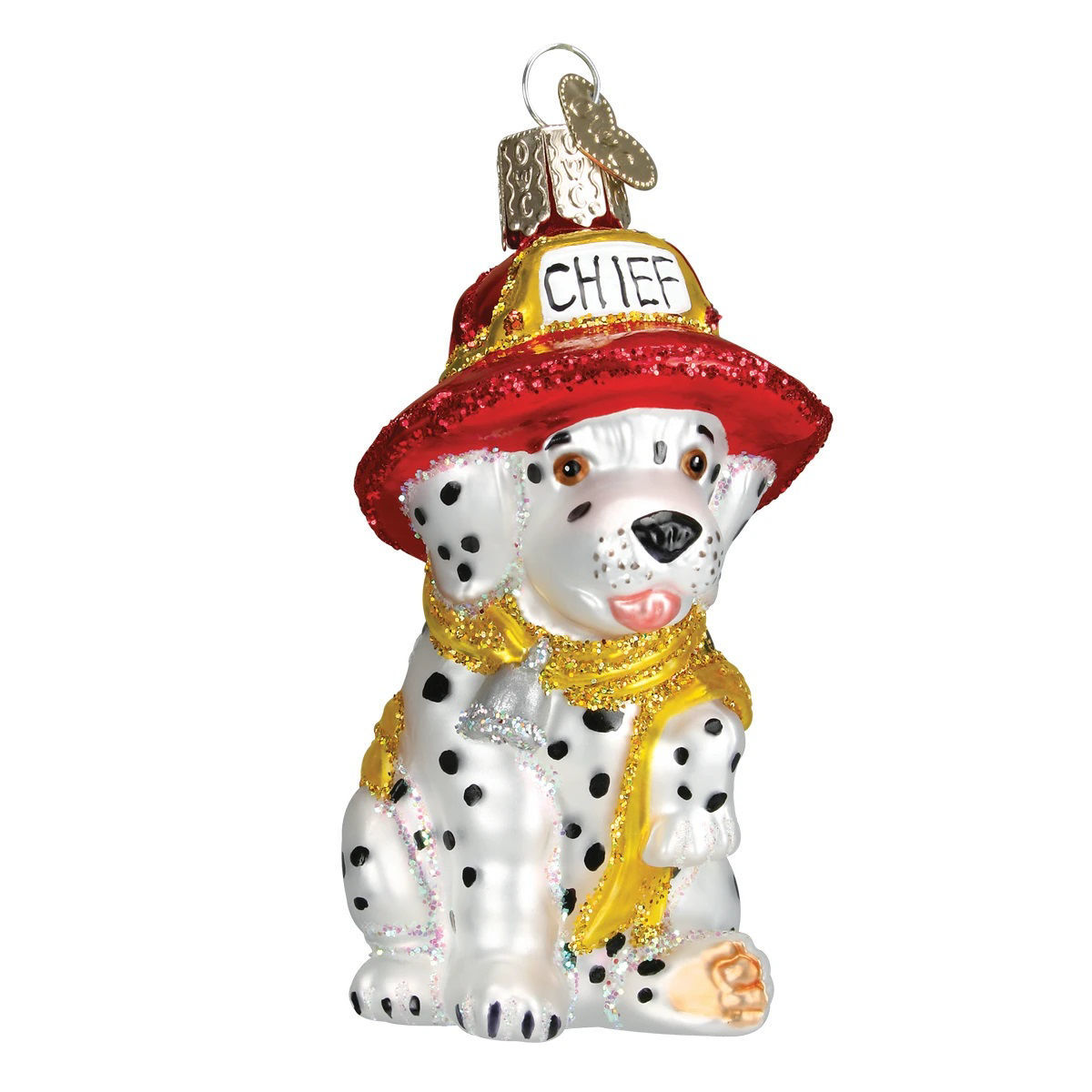 Dalmatian Pup Ornament by Old World Christmas