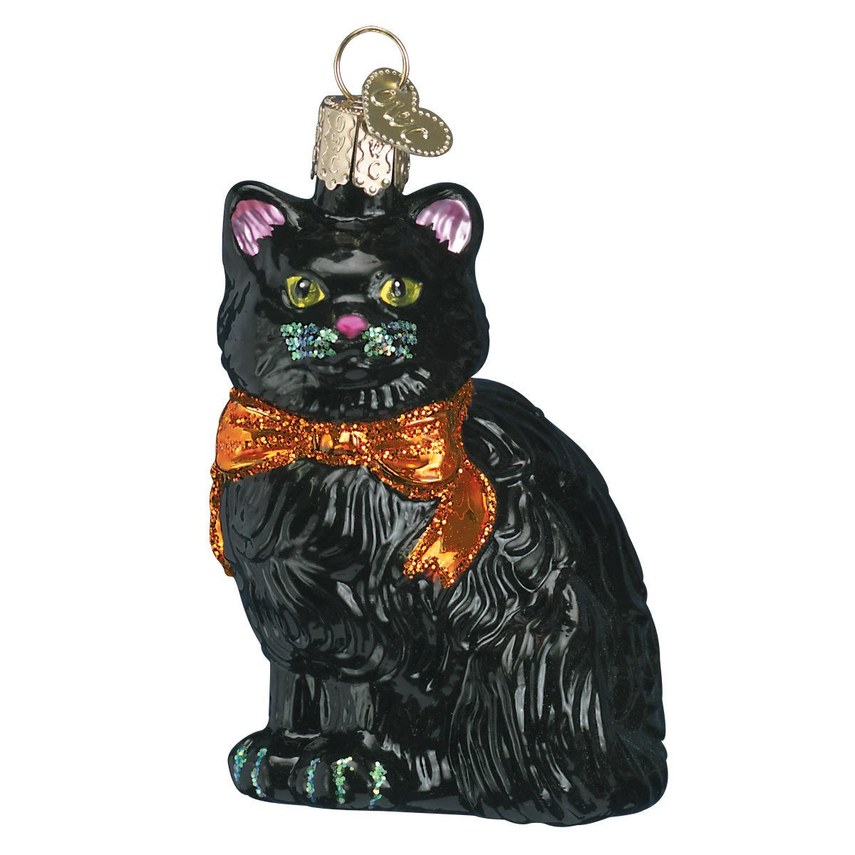 Halloween Kitty Ornament by Old World Christmas